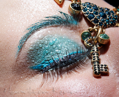 eye makeup make up, jewellery, fashion, photo