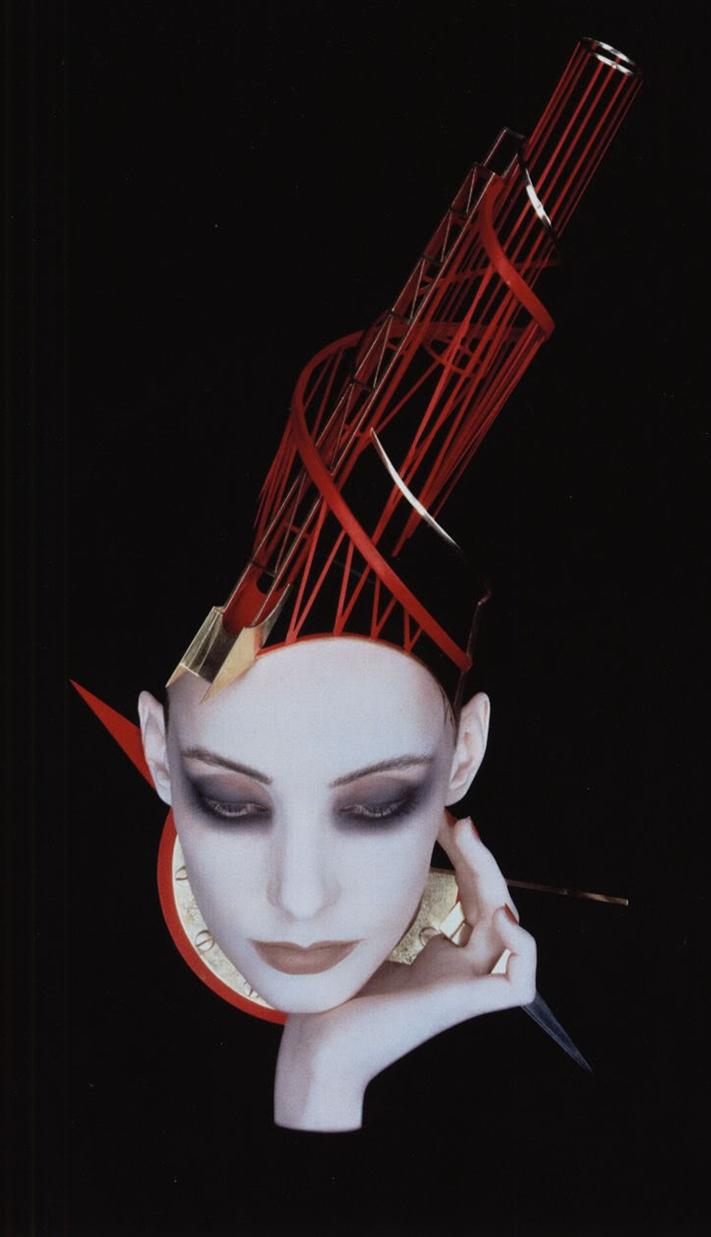 Serge Lutens 1942 French Parfume Designer Tutt Art