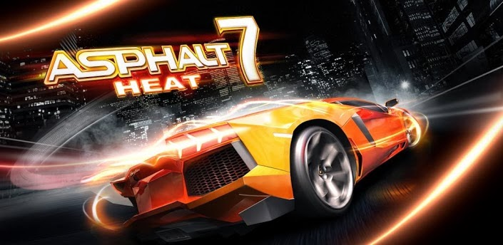 Asphalt 7 Heat Apk v1.1.1 + Data [Unlimited Money / Torrent]