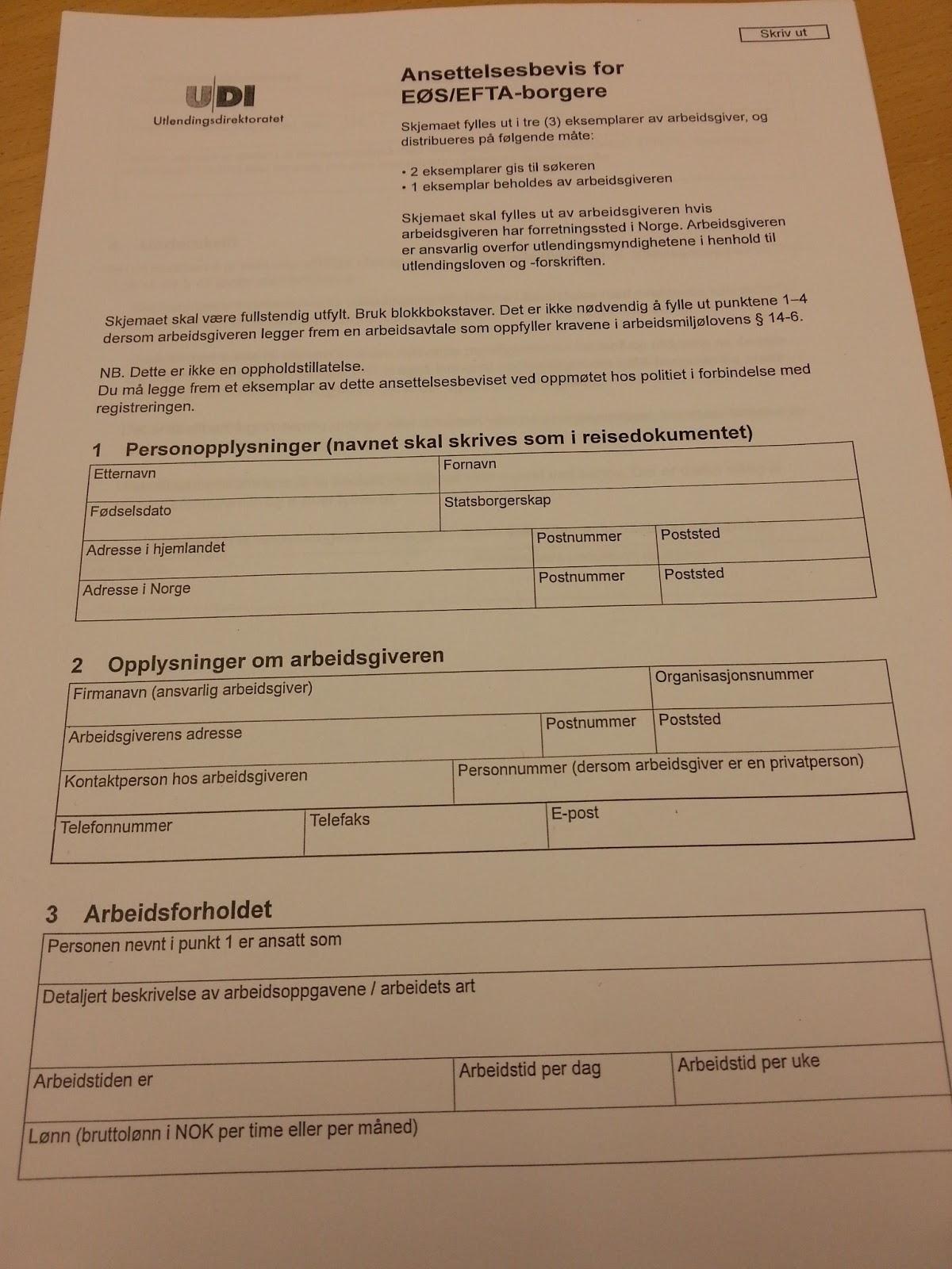 Estilo vikingo registro en la oficina de inmigraci n for Oficina registro madrid