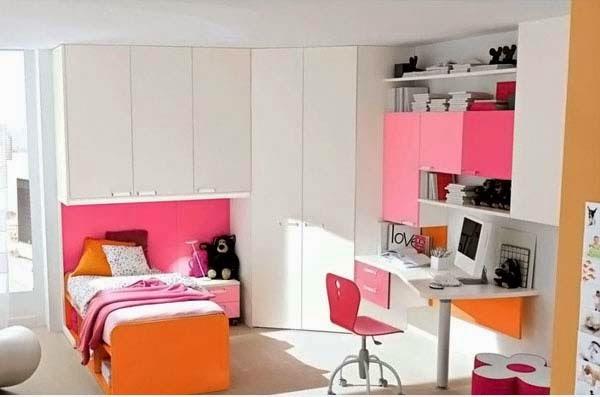 , Anda harus menata perabot dengan baik untuk desain kamar anak Anda ...