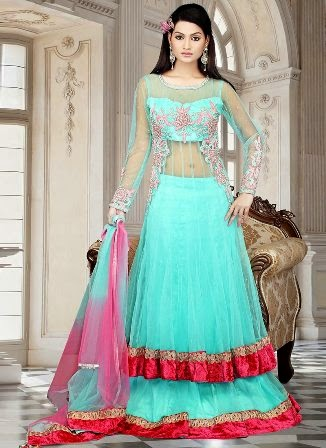 Bridal dresses lehenga designs