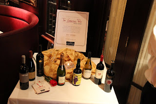 Capital Grille and The Generous Pour Wine Event