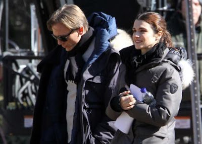 Daniel Craig & Rachel Weisz Get Married