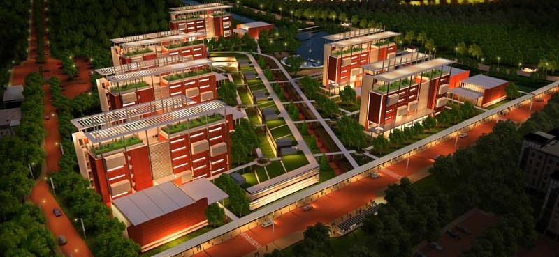 Perkantoran Medik Universitas Indonesia