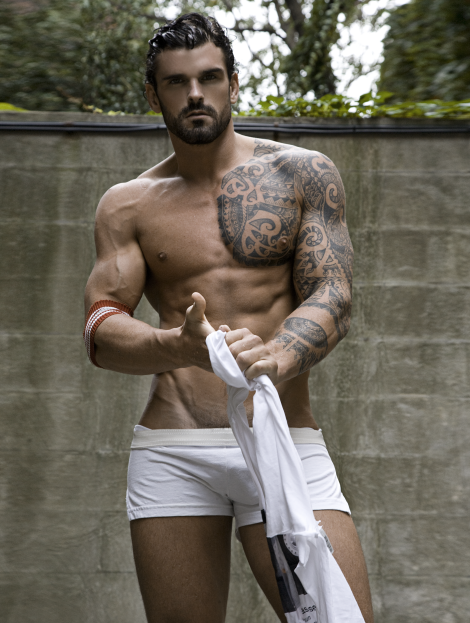 Stuart Reardon by Rick Day