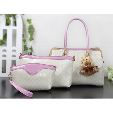 AA FASHION BAG (PURPLE)