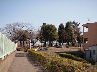 新中川通水記念公園