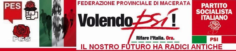 Partito Socialista Italiano - Federazione Provinciale di Macerata