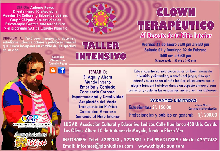 PLan Lúdicos Eventos BTL & Workshops