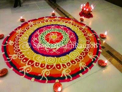 sanskar bharti rangoli for diwali sanskar bharti rangoli