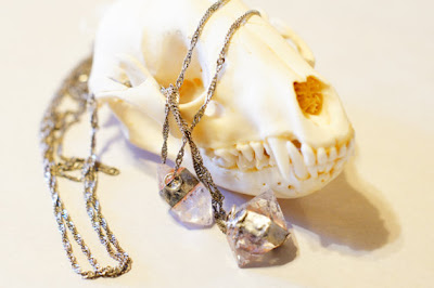 Seriously Ruined: EVIDENCE JEWELRY