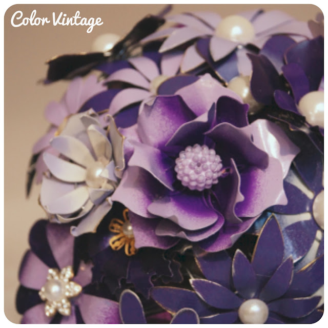 bouquet de novia color vintage sorteo blog bodas mi boda gratis