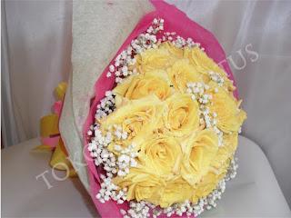 Hand bouquet / Bunga Tangan Untuk Graduation