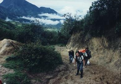 Recorriendo los Andes de Piura