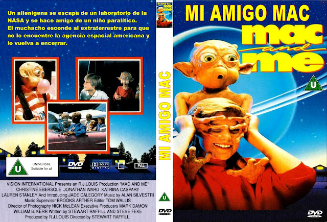 Mi Amigo Mac Dvd