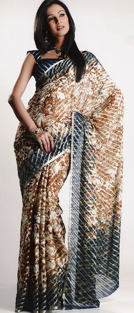 Women Saree 2012