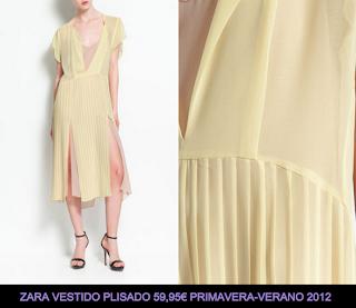 Zara-Vestidos-Plisados-Verano2012