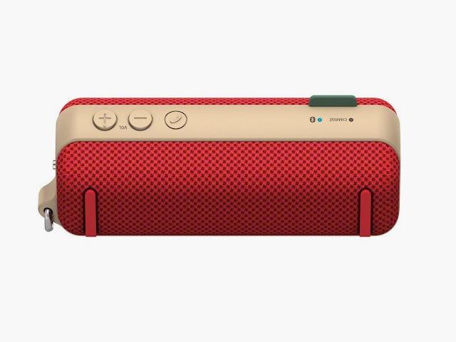 Sony SRS-BTS50 - Φορητό ηχείο από την Sony, Bluetooth, NFC, αδιάβροχο - Παρουσίαση, photos, videos.