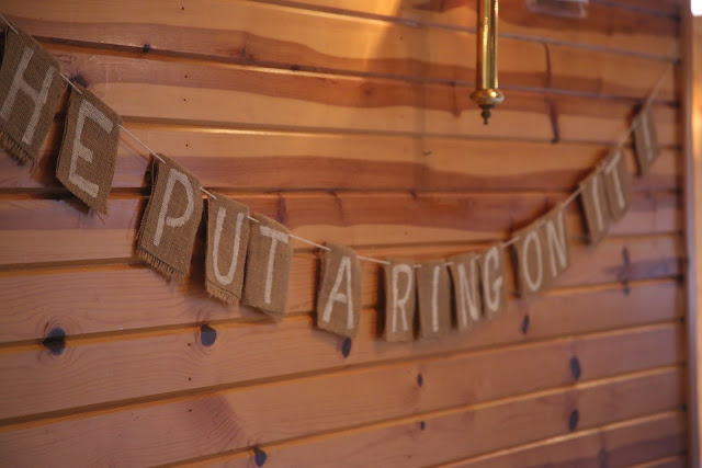 Engagement Party Ideas Decorations