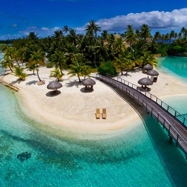 Bora Bora in  French