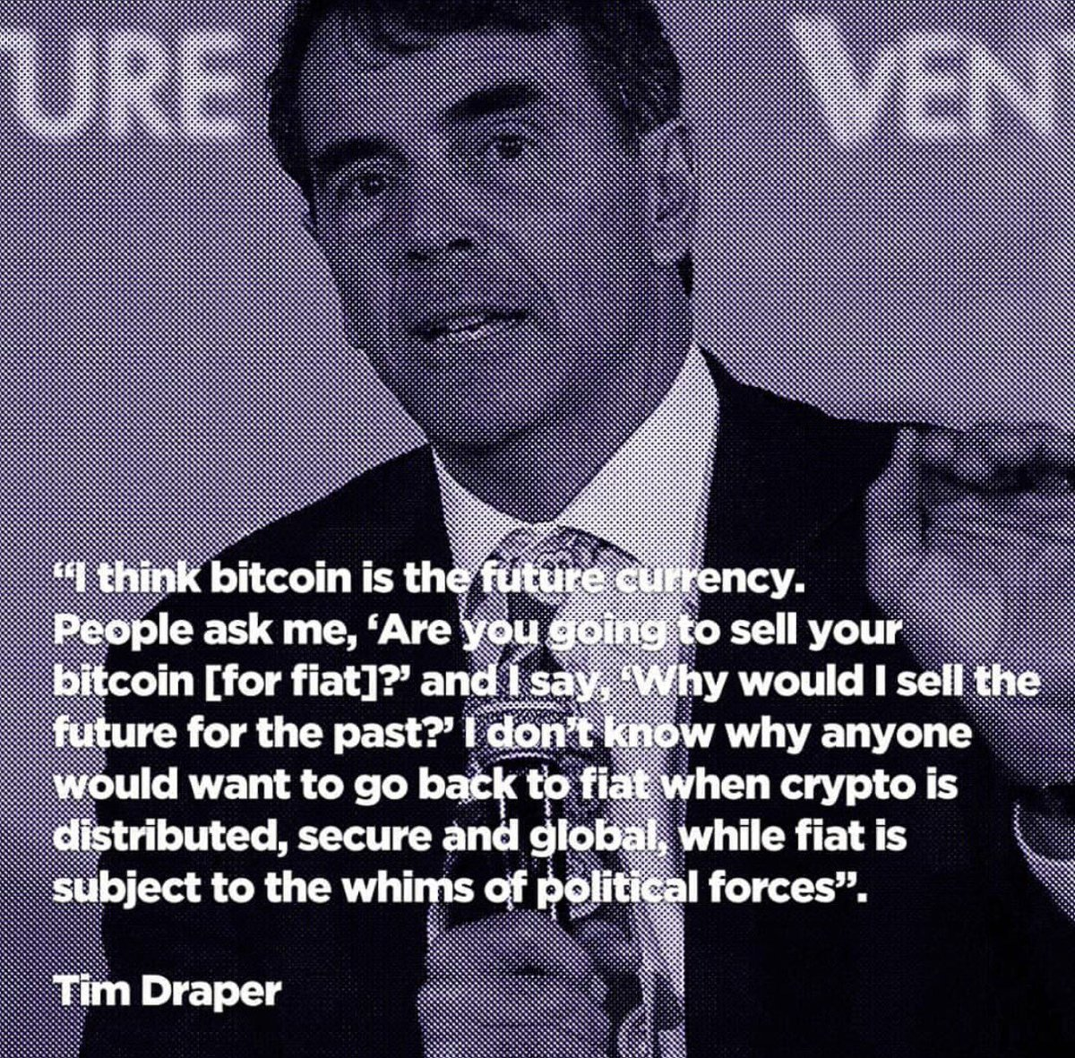 Tim Draper On The Future
