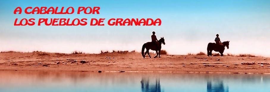 A caballo por los pueblos de Granada