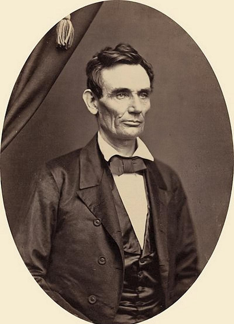 comparing abraham lincoln A republican member of north carolina's house of representatives on wednesday compared president abraham lincoln to adolf hitler and called the 16th president of the us a tyrant.