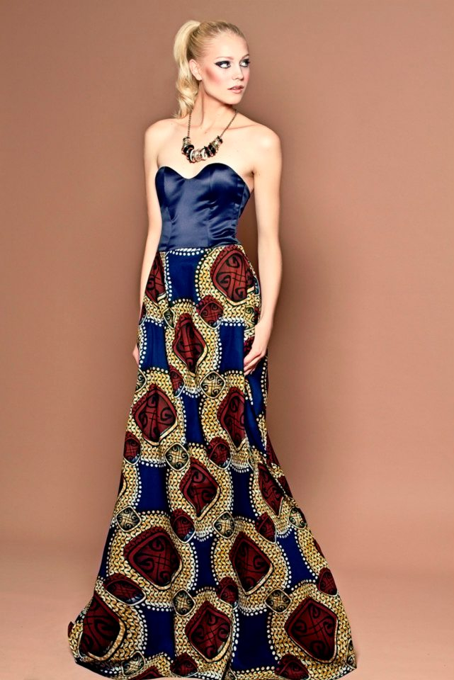 Nigerian skirt and blouse designs car pictures