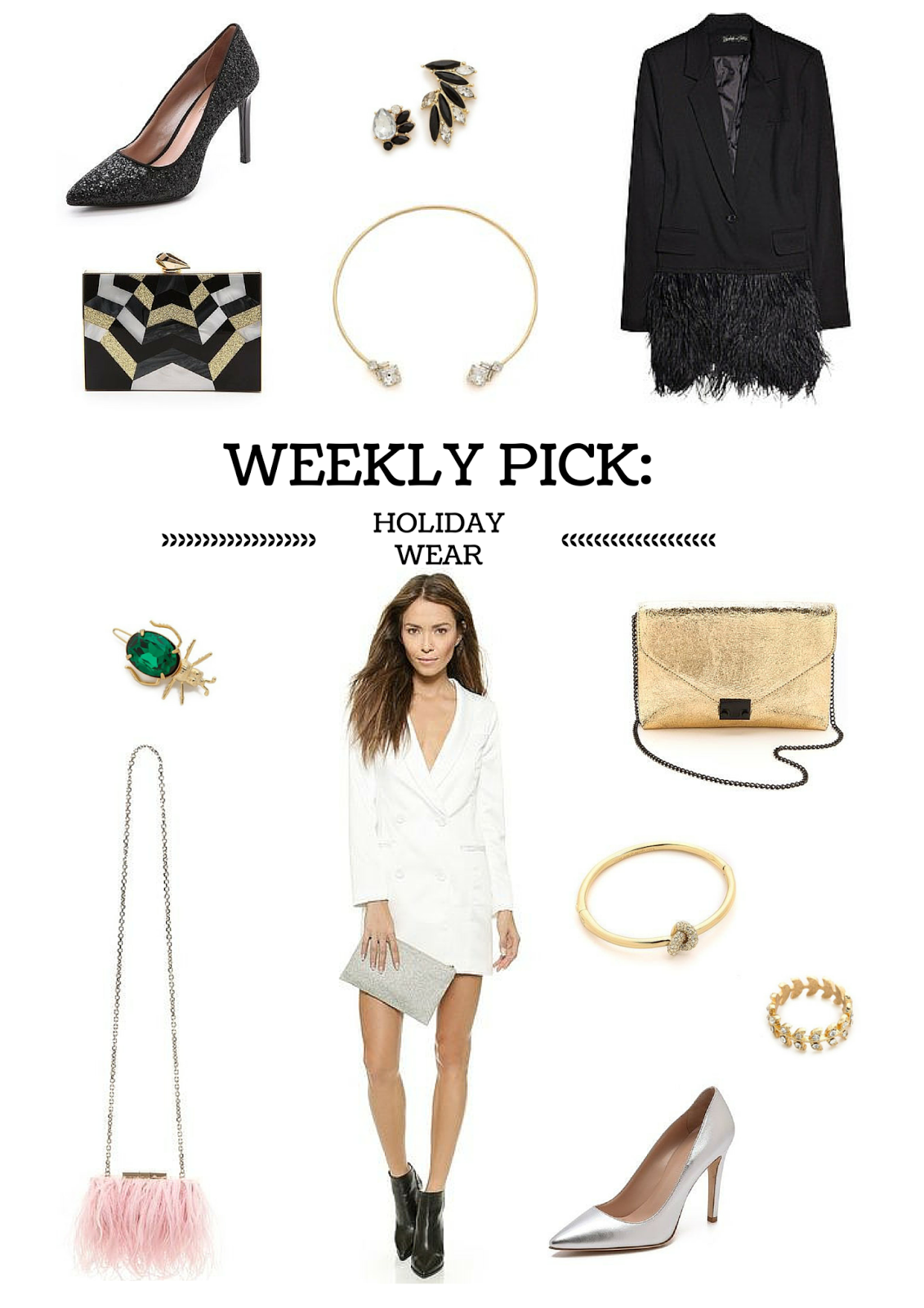 Weekly Pick, Project Soiree, Holiday Wear
