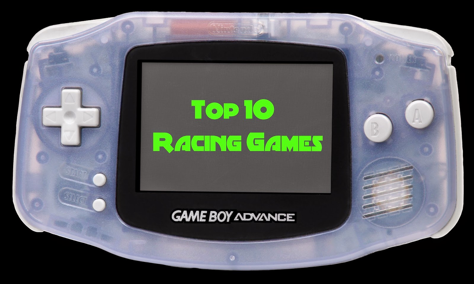 Superretrobros top 10 game boy advance racing games sciox Image collections