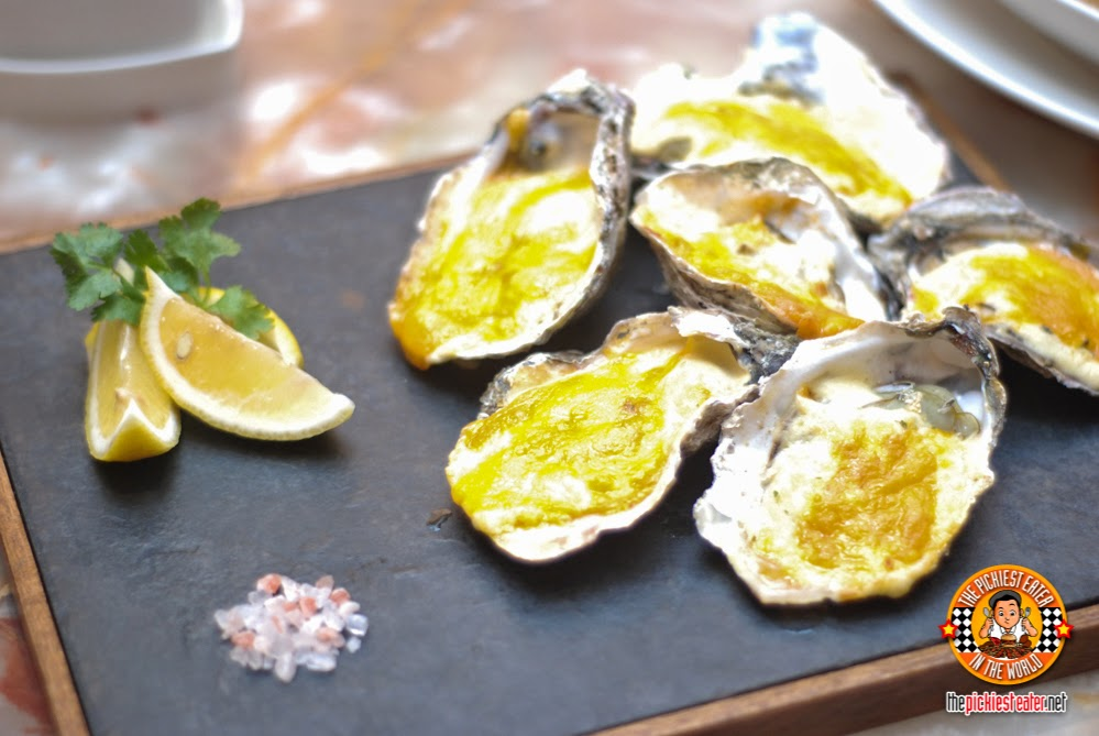 Rockafeller Oysters