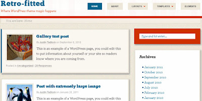 template wodpress tema wordpress