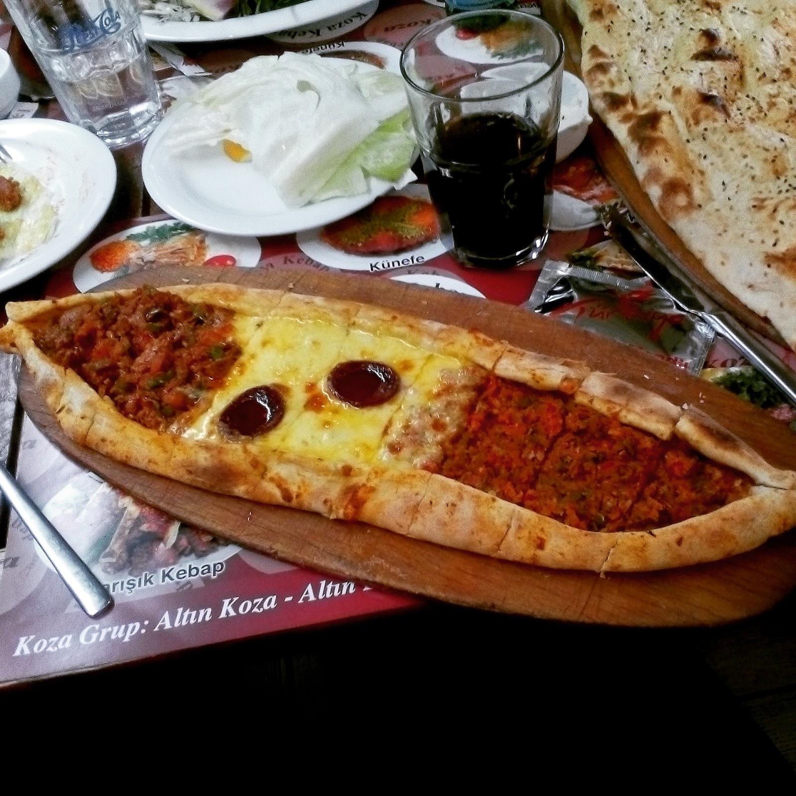 Pide Pizza Turca Portal De Estambul