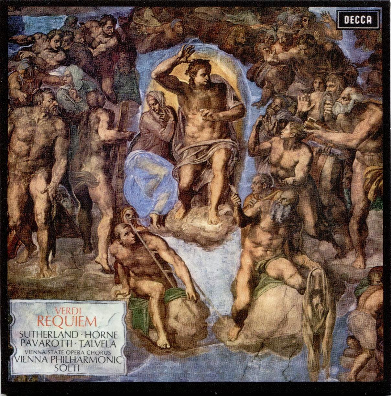 Mozart Requiem Solti