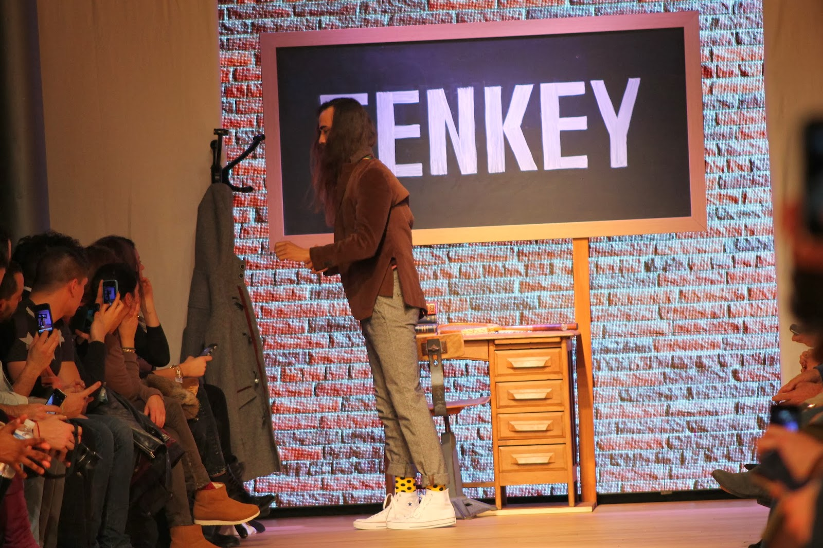 Desfile Tenkey