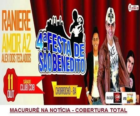 FESTA DE SÃO BENEDITO 2014