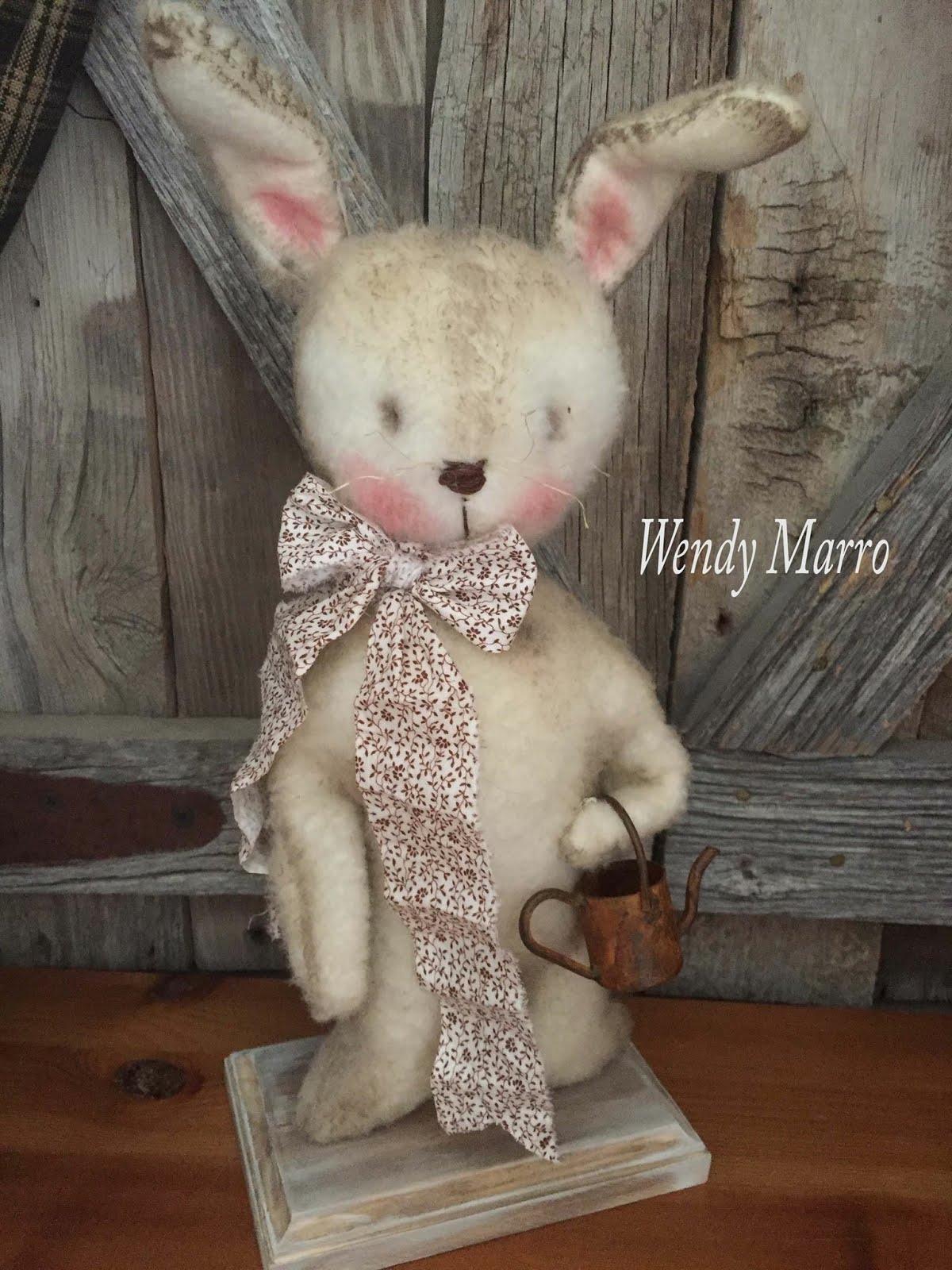 Little Vintage Bunny