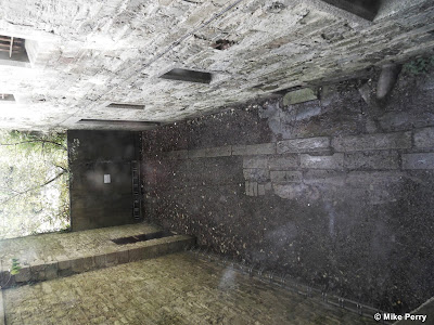 Photo inside Bodmin Jail