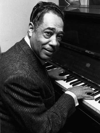 The record realm happy birthday duke ellington for The ellington