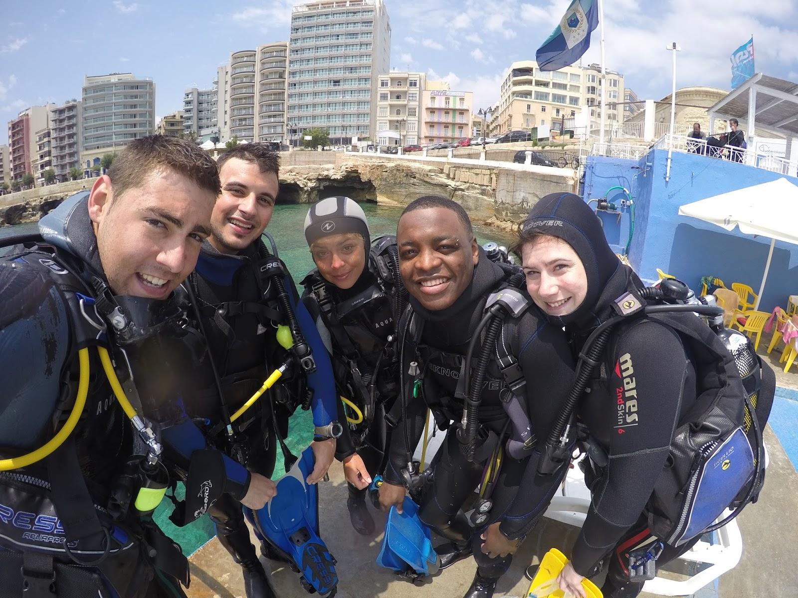 Erasmus dive malta cirkewwa dive site by victor sanchez - Dive per sempre ...