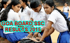 Goa Board SSC Results 2015, Goa SSC Results Today, Goa Class 10 Results Declared on 23 May 2015, www.gbshse ssc result 2015, Goa Board 10th Results 2015, Goa SSC Result Seat Number wise
