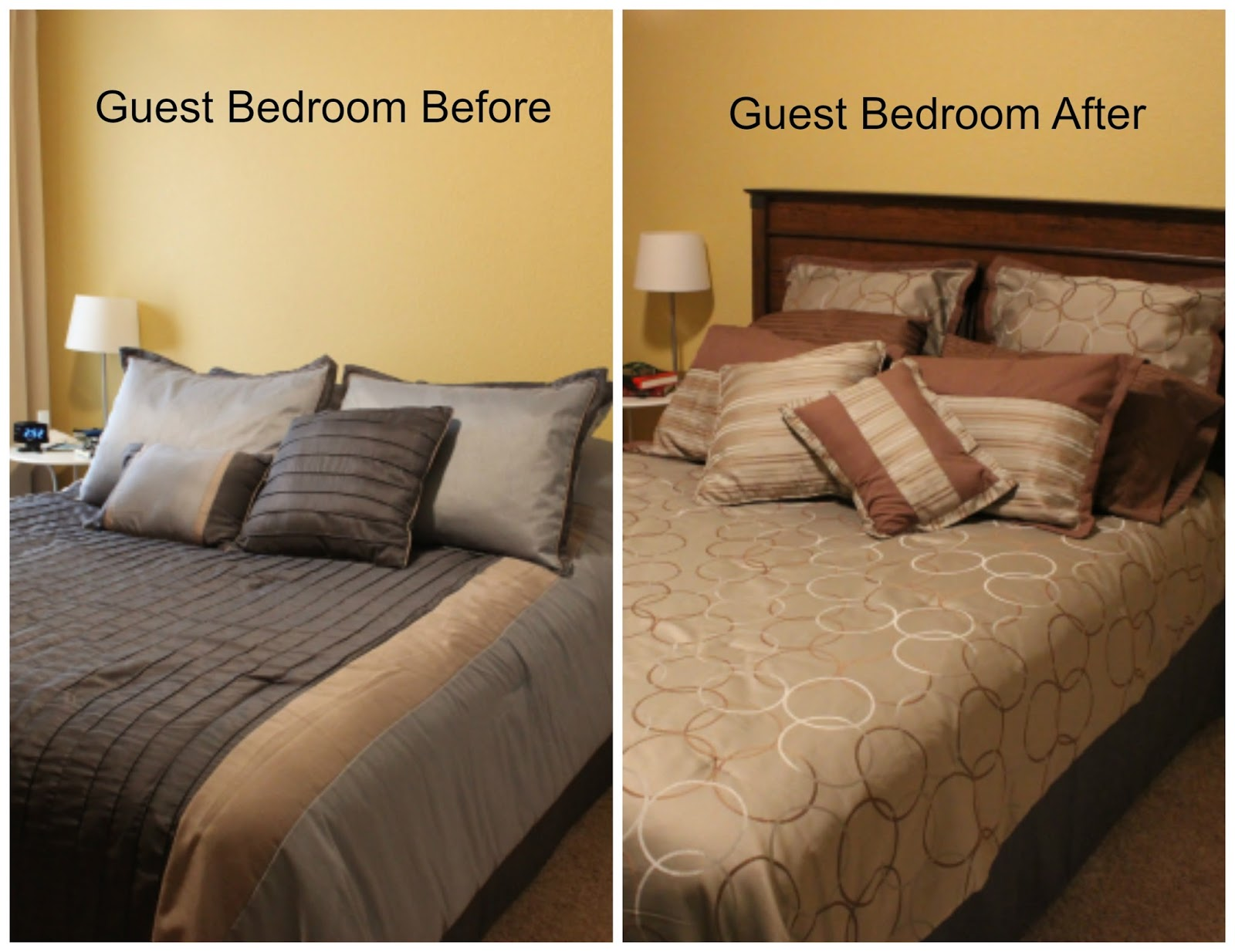 guest bedroom furniture. A Guest Bedroom Transformed With Sauder Furniture Kathe an E