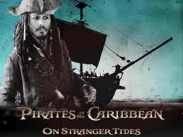 Pirates of the Caribbean: On Stranger Tides Top the Movie