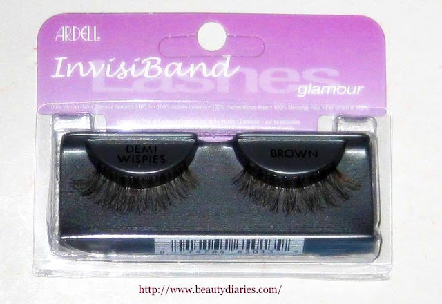 Ardell Invisiband Eyelashes Demi Wispies