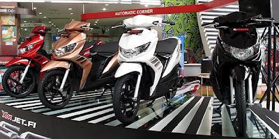 Yamaha Mio Soul GT