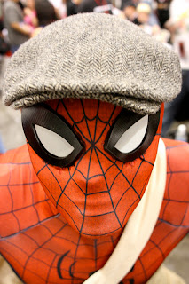 Spiderman, hat