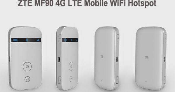 Cara Mudah Unlock Modem Bolt MF90 MiFi 4G LTE