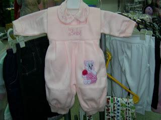 ropa para abrigar a los bebes