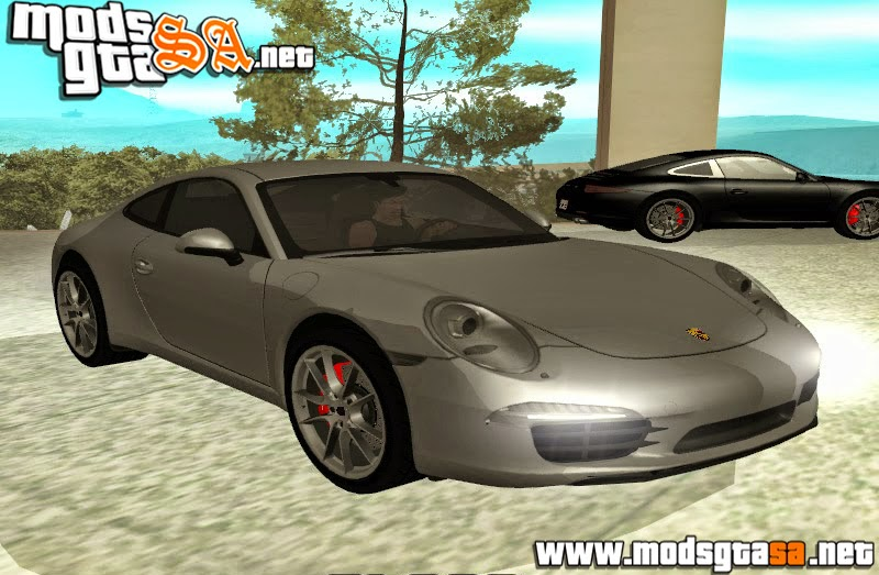SA - Porsche 911 Carrera S